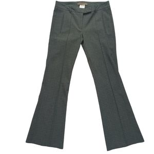 ETRO Wool Blend Tailored Wide Leg Trousers